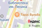 Схема проезда до компании Пиартуби в Москве