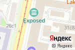 Схема проезда до компании Ortelmobile в Москве