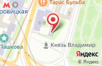 Схема проезда до компании Фонд Содействия Развитию Центра Восточной Литературы Российской Государственной Библиотеки в Москве