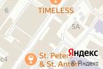Схема проезда до компании Чароит в Москве