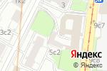 Схема проезда до компании Пенсионный фонд РФ в Москве