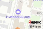 Схема проезда до компании Pernod Ricard Rouss в Москве