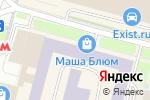 Схема проезда до компании Кулевер в Москве