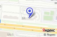 Схема проезда до компании КОНСАЛТИНГОВАЯ КОМПАНИЯ РЕГИОН в Москве