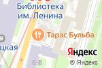Схема проезда до компании Red In White в Москве