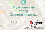 Схема проезда до компании MAXYLINE в Москве