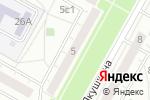 Схема проезда до компании Учебно-консультационный пункт по ГО и ЧС в Москве