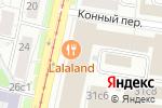 Схема проезда до компании Руст-Консалтинг в Москве