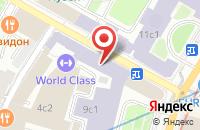 Схема проезда до компании Издательство Рунета в Москве