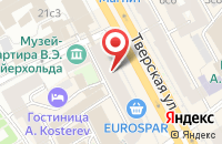 Схема проезда до компании Рдн-Капитал в Москве