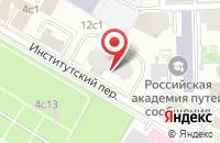 Схема проезда до компании Международный Миллионер в Москве