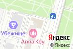 Схема проезда до компании Анниматик в Москве