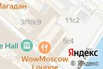 Схема проезда до компании Репетиционная база на Красном Октябре в Москве