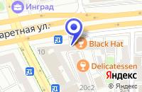 Схема проезда до компании ТФ DESIRE DESIGN в Москве