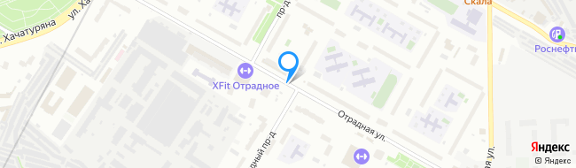 Отрадная улица