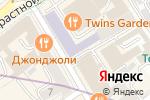 Схема проезда до компании СТД-Турсервис в Москве