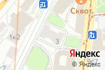 Схема проезда до компании На Донской в Москве