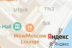 Схема проезда до компании Рок-школа Вадима Германова в Москве
