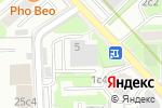 Схема проезда до компании СУ №15 в Москве