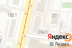 Схема проезда до компании Бэст Боди в Москве