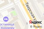 Схема проезда до компании Nespresso в Москве