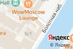 Схема проезда до компании Ifors в Москве