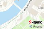 Схема проезда до компании Нудл Мама в Москве