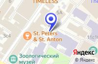 Схема проезда до компании СИЛОВЫЕ И ИМПУЛЬСНЫЕ СИСТЕМЫ ИТЦ в Москве