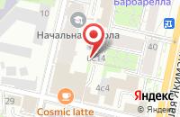 Схема проезда до компании Мелап в Москве