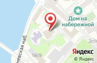 Схема проезда до компании Салита в Москве