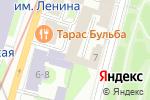 Схема проезда до компании Sober-drivers в Москве
