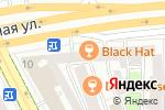 Схема проезда до компании Bianca в Москве