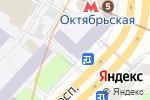 Схема проезда до компании Юридическое бюро в Москве