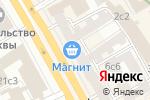 Схема проезда до компании Булочка Бриош в Москве