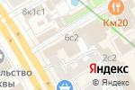 Схема проезда до компании Главстрой Девелопмент в Москве
