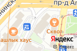 Схема проезда до компании Bouquet & Bouquet в Москве