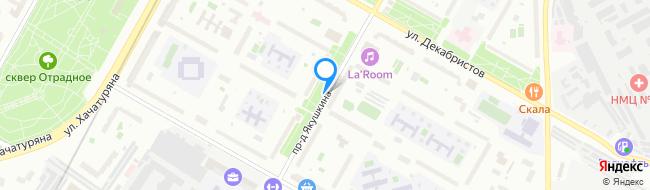 проезд Якушкина