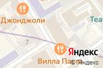 Схема проезда до компании SuperPopa в Москве