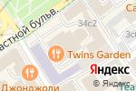 Схема проезда до компании ГИС в Москве