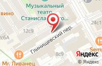 Схема проезда до компании Спорт-Модерн в Москве