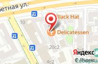 Схема проезда до компании Райт Эйдженси в Москве
