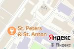 Схема проезда до компании Силовые Импульсные Системы в Москве