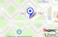 Схема проезда до компании ИНЖИНИРИНГОВАЯ ФИРМА ГВВС ИНЖИНИРИНГ в Москве