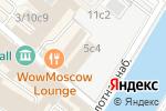 Схема проезда до компании Меганом в Москве