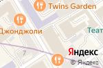Схема проезда до компании Бизнес онлайн в Москве