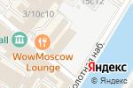 Схема проезда до компании UMAKER в Москве