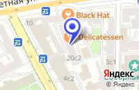 Схема проезда до компании КОНСАЛТИНГОВАЯ КОМПАНИЯ СОЦИОМАСТЕР в Москве
