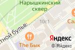 Схема проезда до компании Боярские палаты в Москве