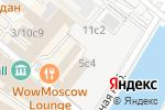 Схема проезда до компании Архикома в Москве