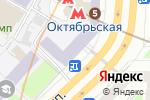 Схема проезда до компании Стройбис Венчур в Москве